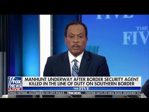 Juan Williams: Death of Border Patrol Agent 'Not a Reason' to Build Wall