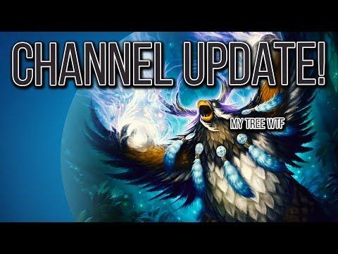 Channel Update + Gamescom / Insomnia 63!