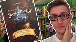 inoffizielle HARRY POTTER KOCHBUCH UNBOXING #PotterStuff