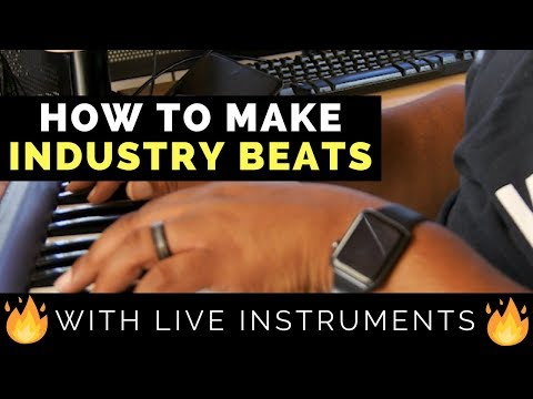 Know Your Worth! Grammy Nominated Producer Makes An Industry Ready Beat | Rhythm & Beats