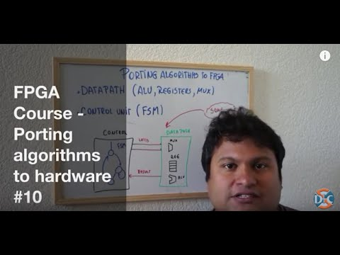 FPGA - Porting algorithms to hardware #10