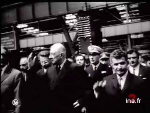 Mai 68 et la politique - archive vidéo INA