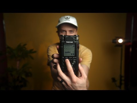 Run And Gun Audio Equipment For Filmmaking