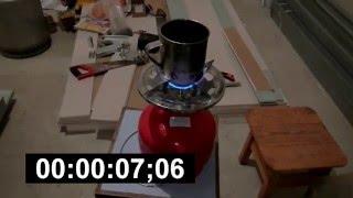Газовый баллон с горелкой Пикник Italy RUDYY Rk-2 5 литров(Мини газовая горелка из Китая https://www.youtube.com/watch?v=bAUQoh9O7eY Подписаться ..., 2016-03-13T08:19:37.000Z)