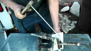 weld aluminum with crackerbox welder see ebay item 380262892658