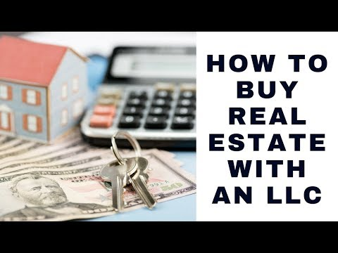 Buying Rental Property With a LLC