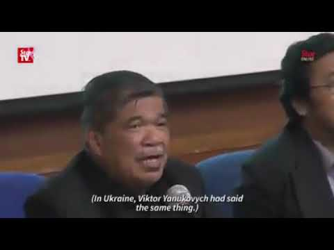 Mat Sabu says we must be friends with China and not with America