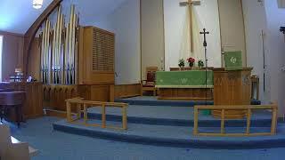 Fifth Sunday after Epiphany - February 7, 2021 worship
