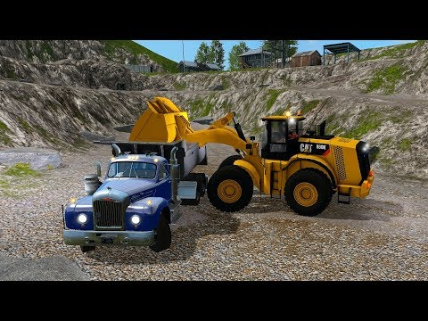Farming Simulator 17 - Forestry and Farming on Woodshire 055 thumbnail