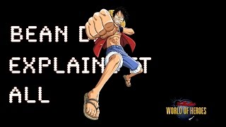 Bean Dip Explains It All Monkey D Luffy