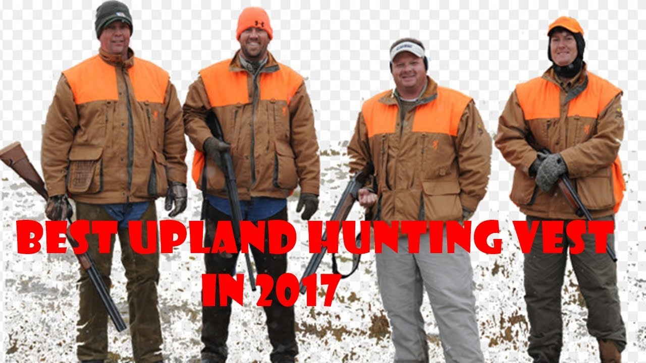 a640c69ea923c 5 Best Upland Hunting Vest of 2017 | Upland Hunting Vest Review ...