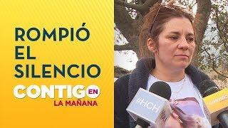 Mamá de Fernanda Maciel rompió el silencio a un mes del hallazgo de su hija - Contigo en La Mañana