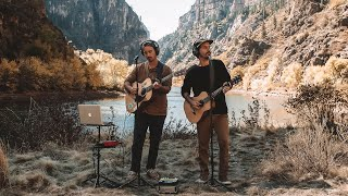 Music Travel Love - I Will [Official Video] Live acoustic at Glenwood Canyon