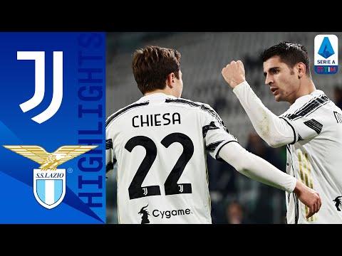 Juventus 3-1 Lazio | La doppietta di Morata completa la rimonta della Juventus | Serie A TIM