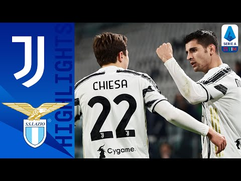Juventus Lazio Goals And Highlights