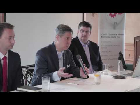Roundtable Discussion at the Executive Summit for Cyber Security 2016