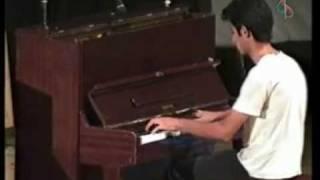 Beethoven's Moonlight Sonata mvt. 3 by Jalal Yadegar