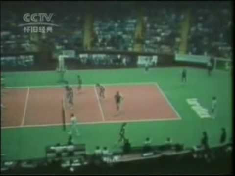 CHINA VS URSS MUNDIAL VOLEIBOL FEMENINO 1982