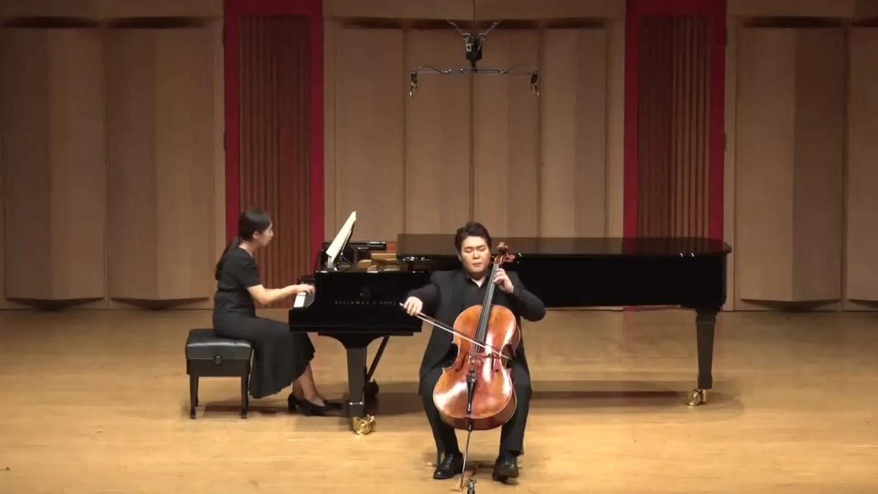 Schumann cello concerto a minor/슈만 첼로 콘체르토 1악장