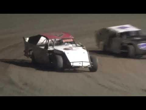 Salina Speedway Mid America Clash 6 night 1 (SportMod & Stock) heats 9-28-18