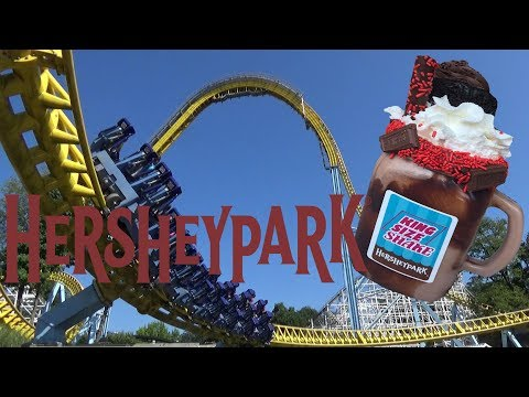 Hersheypark Tour & Review with The Legend