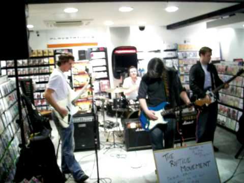 The Riptide Movement - Thieves in the Gallery Live in HMV