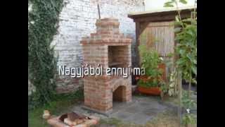 Grillsütő (barbecue) tutorial
