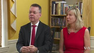 VOA Turkish Interview: Pastor Andrew Brunson