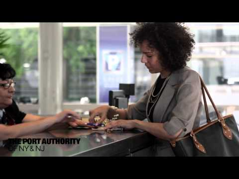 Safe, Convenient Valet Parking at Newark Airport, The Port Authority of New York and New Jersey