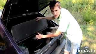 видео Снятие щитка панели приборов и проклейка панели чтобы не скрипела на ВАЗ 2109