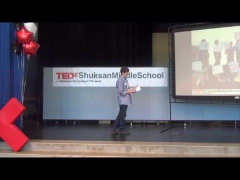 Feminism | Nicholas Vulic | TEDxShuksanMiddleSchool
