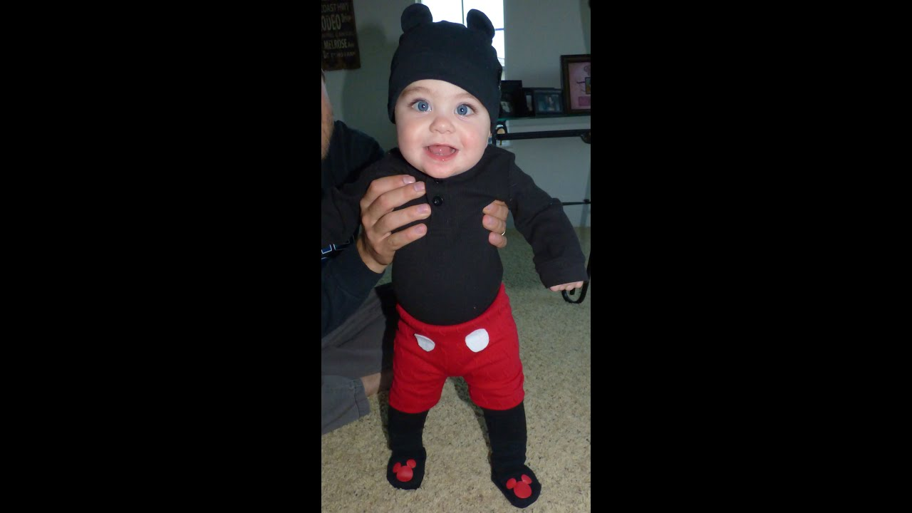 Diy mickey mouse costume youtube diy mickey mouse costume solutioingenieria Gallery