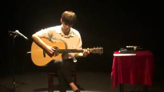 Sungha Jung Guitar Tabs | Eyes, Nose, Lips Live in Hanoi 2015