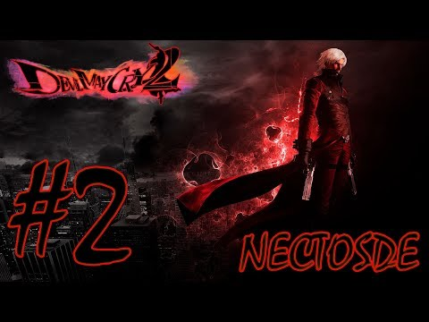 DEVIL MAY CRY 2 | GAMEPLAY PARTE 2 | NECTOSDE thumbnail