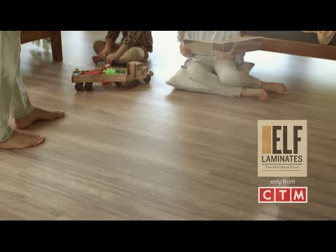 Ctm Elf Laminated Flooring Tv Commercial Youtube