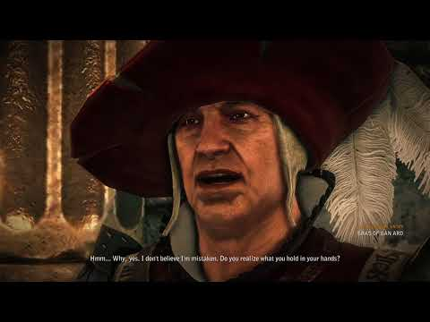 The Witcher 2 Assassins of Kings: Chapter 3, Bras of ban ard