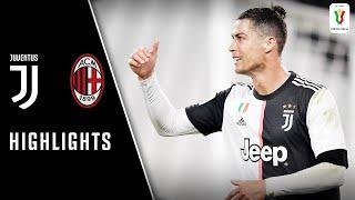 HIGHLIGHTS Juventus vs Milan 0 0 1 1 INTO THE FINAL