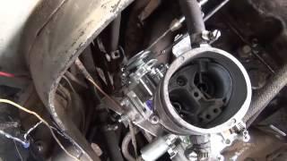 Тросовый привод на Карбюратор 4178-30 (под УАЗик)