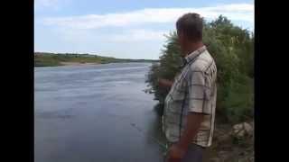 Копия видео Приемы лова на донную снасть(Видео о ловле на обычную донку на реке Дон., 2015-03-27T21:26:19.000Z)