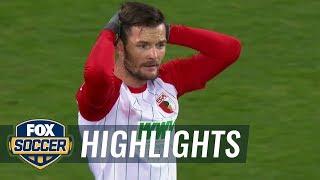 FC Augsburg vs. Hertha BSC Berlin | 2017-18 Bundesliga Highlights