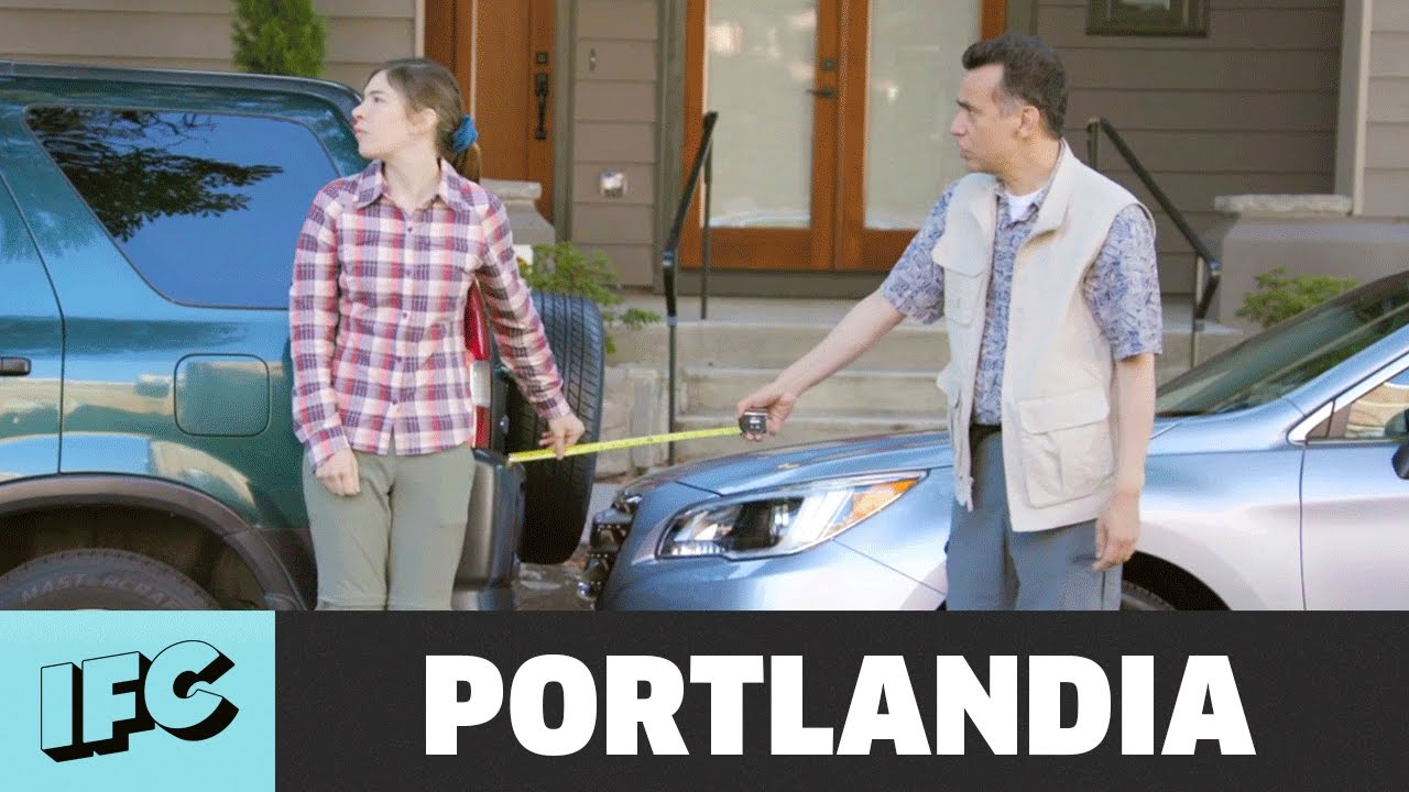 Car Notes: Sun Blockers | Portlandia | IFC