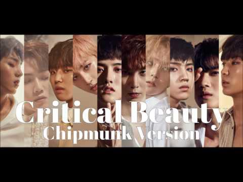 PENTAGON - Critical Beauty [Chipmunk Version]