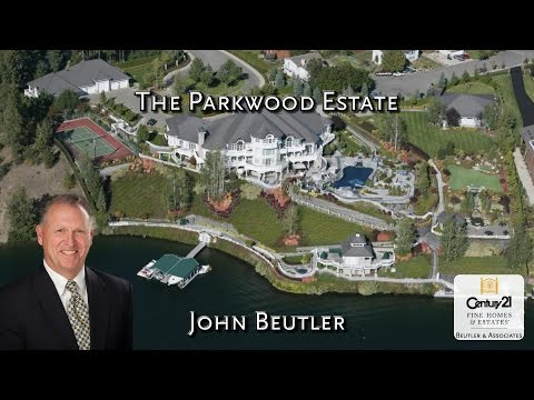 The Parkwood Estate on the Spokane River
