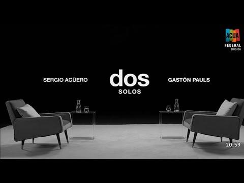 Dos solos - Kun Agüero (entrevista completa) ACUA Federal