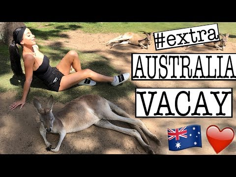 MY DREAM VACATION: AUSTRALIA!!!