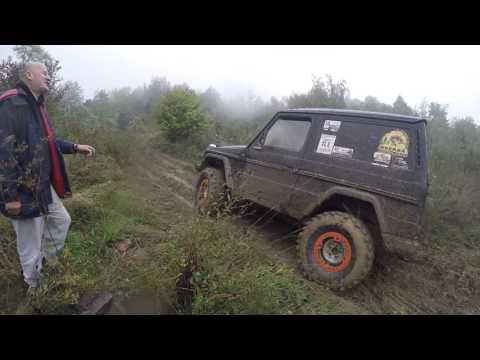 Mercedes G 290 TD - Off road klub