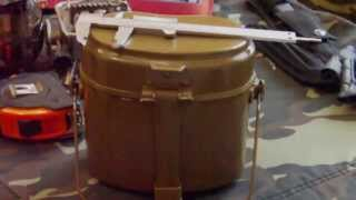 Обзор и ТТХ армейского котелка / Overview  army kettle
