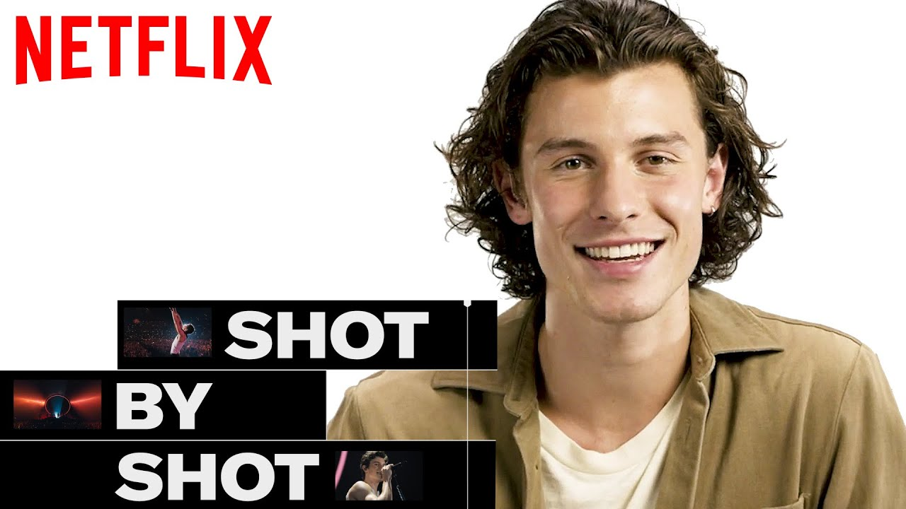 Shawn Mendes Breaks Down his Massive Concert Scene in SHAWN MENDES: IN WONDER | Netflix
