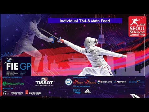 SK Telecom Sabre Grand Prix Seoul T64-8 - Commentary Feed