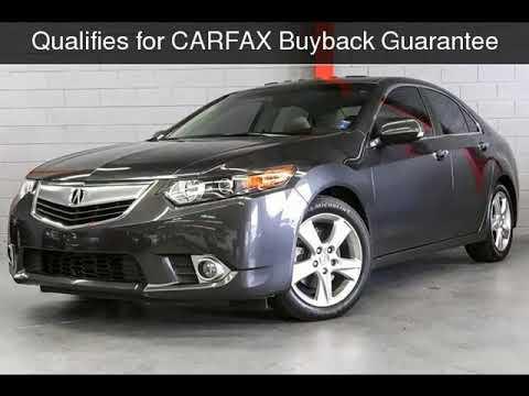 2011 Acura TSX Used Cars - Walnut Creek,CA - 2017-08-23 - YouTube